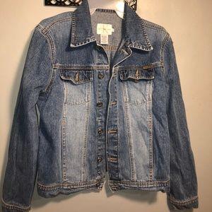 Vintage 90s CALVIN KLEIN jean jacket